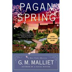Pagan Spring (A Max Tudor Mystery, #3) by G.M. Malliet