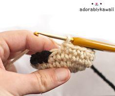 Adorably Kawaii: Amigurumi Crochet Color Change Tips