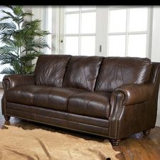 Tips That Help You Get The Best Leather Sofa Deal. Leather sofas and leather couch sets are available in a diversity of colors and styles. A leather couch is the ideal way to improve a space's design and th Sofa Design, Leather Furniture, Home Furniture, Furniture Ideas, Best Leather Sofa, Leather Sofas, Patterned Armchair, Couch Set