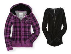 Aeropostale Womens; Juniors Purple Pulse Aero « Clothing Impulse