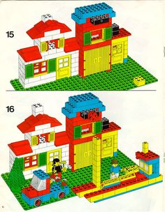 Basic - Basic Building Set, 5+ [Lego 547]
