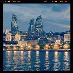 "@Fairmont Hotels & Resorts's photo: ""Coming in 2013...Fairmont Baku. #fairmonthotels #Baku"""