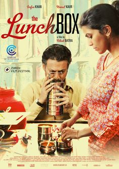 To watch: The Lunchbox by Ritesh Batra, 2013.
