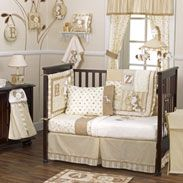 CoCaLo Products : Nursery Collections Caramel Kisses