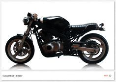 Ellaspede '007′, 2001 Suzuki GS500