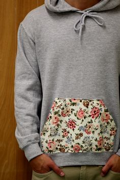 Coast Vintage Apparel. K even though its a dude wearing this very feminine hoodie, I want it hahaha