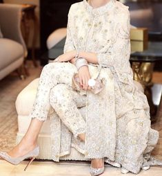 Pakistani Fancy Dresses, Indian Dresses, Bollywood Hairstyles, Girls Dresses Sewing, Shadi Dresses, Ethnic Outfits, Groom Outfit, Wedding Album, Anarkali