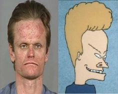 7 Real Life People Who Look Like Famous Cartoon Characters