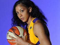 Candace Parker---is an American basketball player for the WNBA's Los Angeles Sparks and UMMC Ekaterinburg of Russia. She is the younger sister of retired NBA player Anthony Parker. I Love Basketball, Basketball Pictures, Basketball Players, Basketball Quotes, Nba Sports, Sports Stars, Sports Women, Candace Parker, The Sporting Life