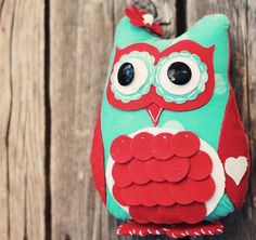 Cute owl I would love to try to make this