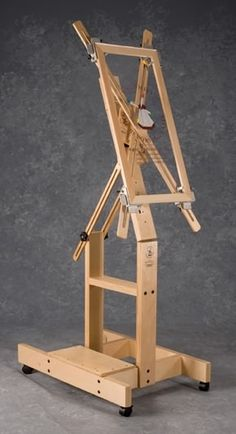 windmill type easel