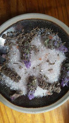 Organic Lavender Earth Bath Salts