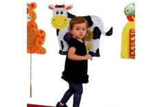 Cow Wall Panel :: The Learning Shop