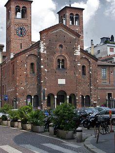 Chiesa di San Sepolcro, Milano