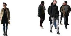 Image result for group of people at a gallery png