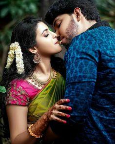 Indian Wedding Photography Poses, Wedding Couple Poses Photography, Couple Photoshoot Poses, Cute Photography, Marriage Images, Marriage Couple, Couples Images, Prabhas And Anushka, Indian Wedding Poses