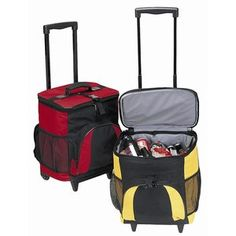 Goodhope Bags Shuttle Rolling Cooler