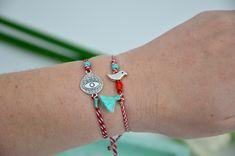 Μάρτης Little Bird Handmade Jewelry, Diy Jewellery, Jewelry Patterns, Jewerly, Fancy, Leather Bracelets, Thoughts, Bijoux, Bangle Bracelets