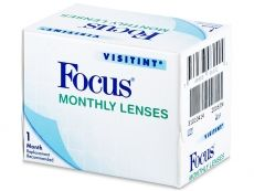 Focus Visitint (6čoček) - Alcon (Ciba Vision) Lenses