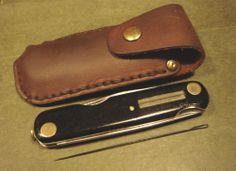 Puma Pre 1964 Angler Messer 863 Solingen Germany Fisherman Vtg Fish Fillet Knife #Puma