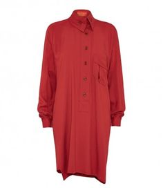 Red Squiggle Krall Dress | Vivienne Westwood