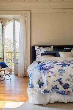 Bettbezug Set King Size Ägyptisch Blau Solid 1000 Tc 100% Ägyptische Baumwolle Feine Verarbeitung Bettwaren, -wäsche & Matratzen