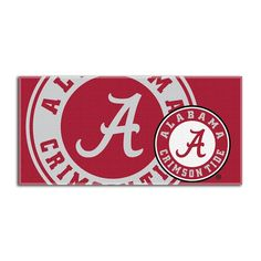 Use this Exclusive coupon code: PINFIVE to receive an additional 5% off the Alabama Crimson Tide Colossal Beach Towel at SportsFansPlus.com