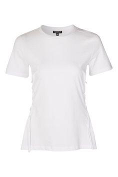 Corset Side T-Shirt