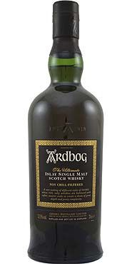 Ardbog, single malt con acento andaluz