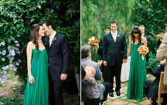 A CUP OF JO: Do or Don't: Colorful wedding dresses