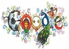 Google doodles London Olympics 2012 - CIOL