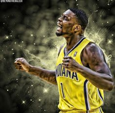 Lance Stephenson-- #ProBasketball_IndianaPacers Lance Stephenson, Pro Basketball, Indiana Pacers, Nba Playoffs, Sports, Hs Sports, Sport