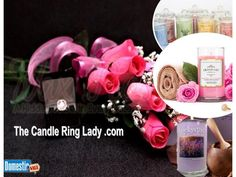 Attention Candle and Jewelry Lovers! Treat yourself or a loved one to a precious candle with a surprise tucked inside. At Fragrant Jewels you can find a ring worth up to $10,000 ...