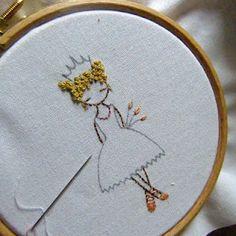 Free second princess pattern