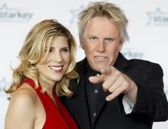 """Gary Busey and his wife walk the red carpet at the Starkey Hearing Foundation's 12th Annual """"So the World May Hear"""" Awards Gala St. Paul, Minn. on Saturday, Aug. 4, 2012. Photo: Megan Tan (Star Tribune)"""