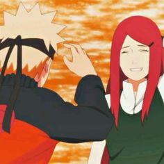 Edit Naruto and Kushina Uzumaki