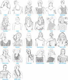 collar styles   Tumblr