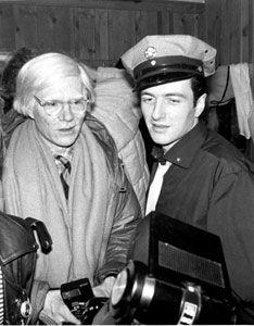 Bob Gruen, Rock and Roll Photographer -Andy Warhol & Joe Strummer (1952-2002)