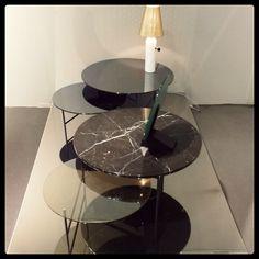 Zorro table by Note Design Studio for La Chance - www. Note Design Studio, Notes Design, Tiered Cakes, Deco, Table, House, Furniture, Accessories, Home