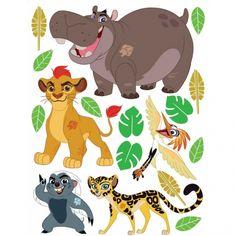 Stickers La garde du Roi Lion - grand format, 17,90 €