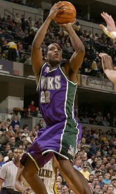 Michael Redd A scoring machine !!! could always be counted on to put up points,, Ray T. NYC