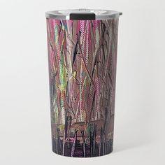 Surreal Garden Travel Mug by beebeedeigner Best Water Bottle, Stay Hydrated, Drinking Water, Travel Mug, Surrealism, Mugs, Garden, Inspiration, Design