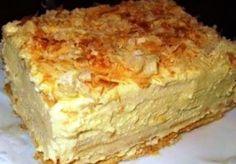 Prajitura cu crema de vanilie este o prajitura facuta in casa, foarte delicioasa