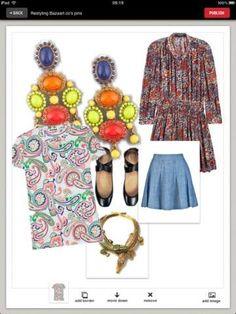 Pinterest Wardrobe Apps #trendhunter #bazaart