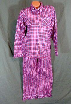 54ceb87d9b Victorias Secret Small Medium Pajama Set #VictoriasSecret #SlipShapers  Victoria Secret Pajamas, Long Pants