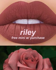 Riley velveteen by lime crime