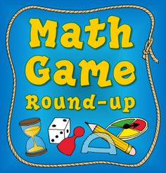 Math Games Make Learning Fun! Visit Corkboard Connections to find loads of free math games in this link-up!