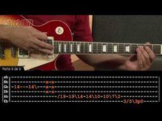 Sweet Child O' Mine - Guns N' Roses (aula de guitarra completa)