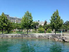 #Beau_Rivage Palace #Lausanne #Switzerland