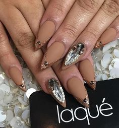 almond nail art Prom Nails, Wedding Nails, Nails 2018, Trendy Nails, Cute Nails, Fancy Nails, Winter Nails, Summer Nails, Spring Nails